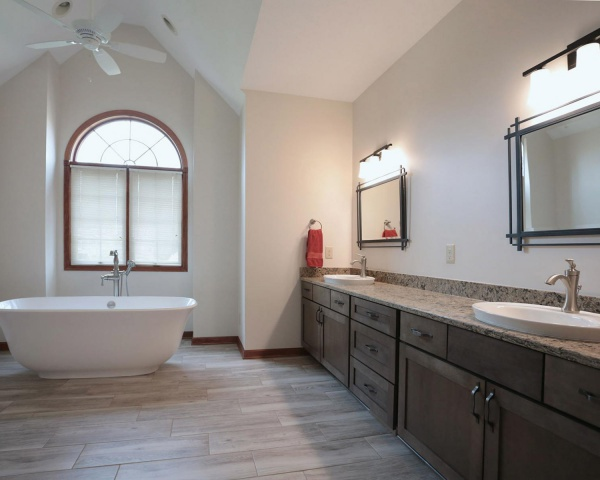 Concord Master Bathroom