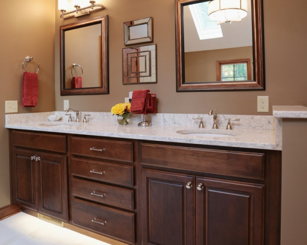 Kirtland Master Bathroom